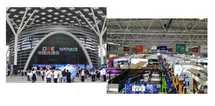 2020年CIOE光博会盛况直击—知象光电人气高涨