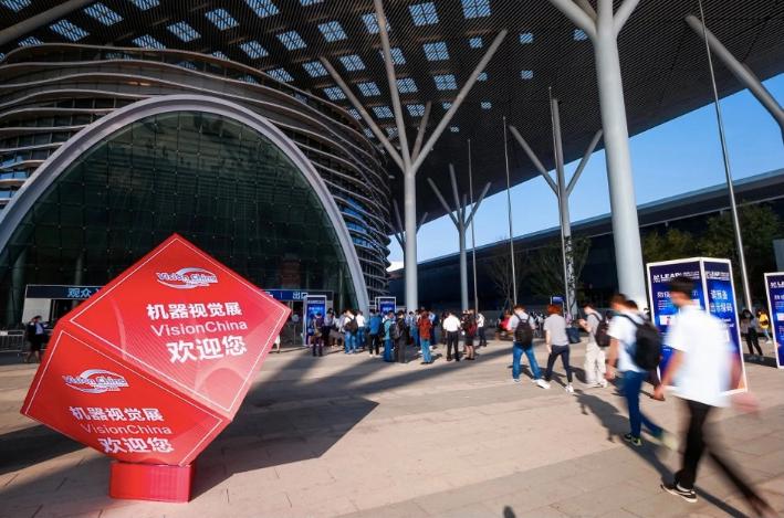 精彩回顾 | VisionChina(深圳)圆满落幕,知象光电精彩延续!