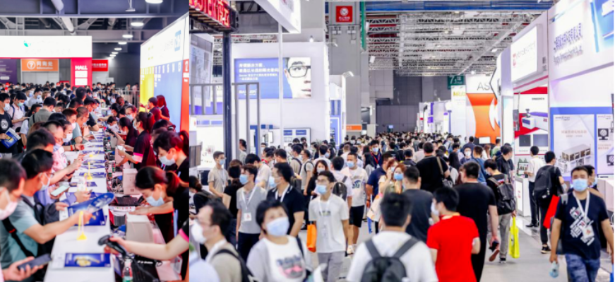 VisionChina(上海)2021 拥抱创新 热力开展!